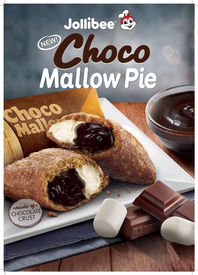 Jollibee's Choco Mallow Pie is something to rejoice in Cebu this July   Cebu Finest