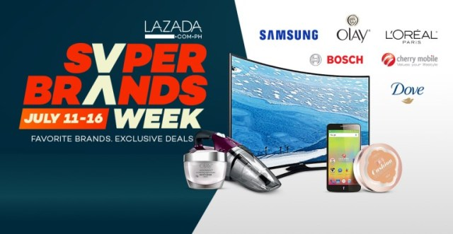 Lazada Philippines opens Super Brands Week Sale | Cebu Finest