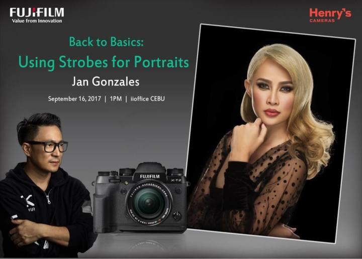 Henry's Professional hosts photography workshop with Jan Gonzales in Cebu | Cebu Finest