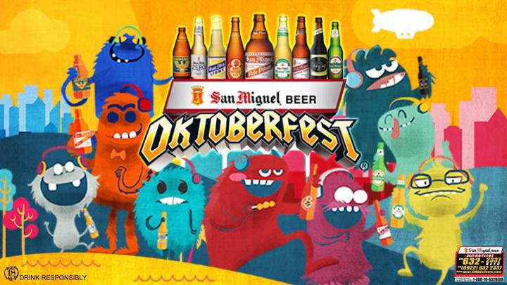 Tambayan sa Lacion joins roster of food parks for San Miguel Oktoberfest #DiverCity | Cebu Finest
