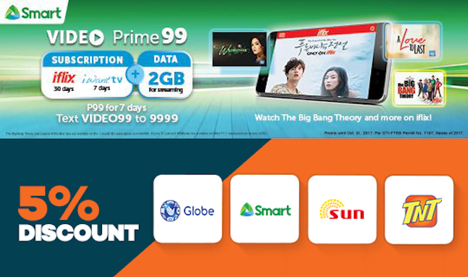 Mobile Recharge: Lazada Philippines' prepaid online e-load service | Cebu Finest