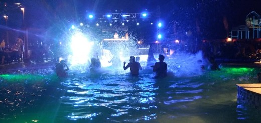 The Sky Waterpark Cebu's Oktoberfest Monsterized Party | Cebu Finest