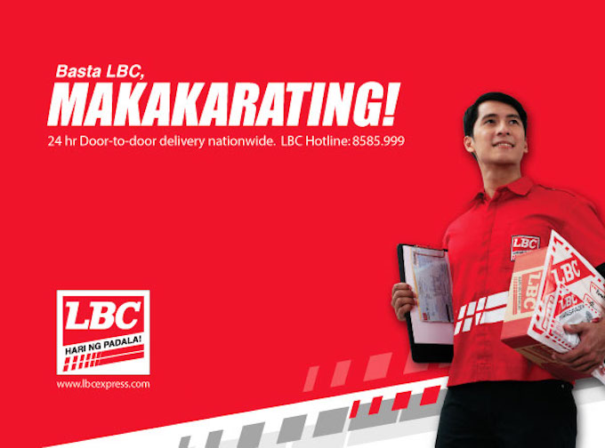 """LBC offers """"Pinaka-Barato"""" rates to VisMin for as low as 85Php to address rising delivery demands 