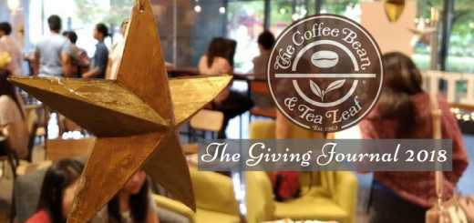 The Coffee Bean & Tea Leaf launches The Giving Journal 2018 in Cebu | Cebu Finest