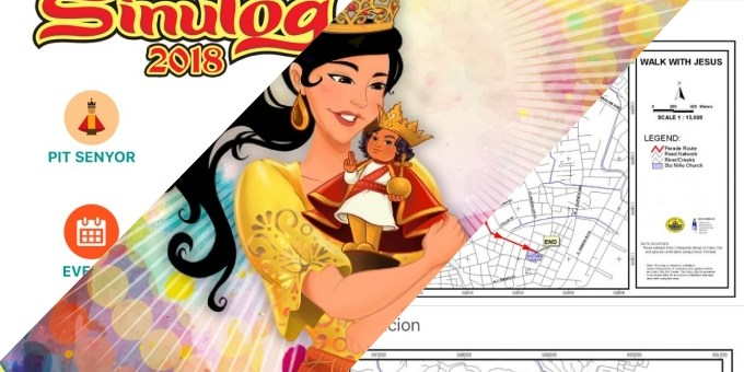 Get ready and get high-tech this Sinulog 2018 with this smartphone app | Cebu Finest