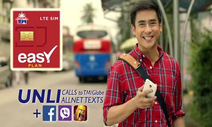 Touch Mobile offers quick-apply Easy Plan SIM with Unlimited Calls and Texts | Cebu Finest