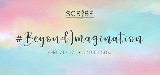 Scribe #BeyondImagination Art Workshops in Cebu this summer | Cebu Finest