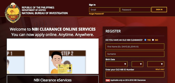 NBI Clearance Satellite Offices to conveniently serve you in Cebu   Cebu Finest