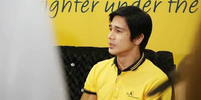 Piolo Pascual keeps his promises with the help of Sun Life Financial and a very special lady   Cebu Finest