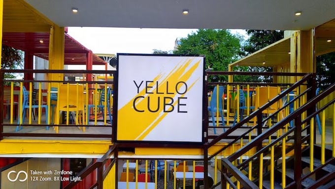 Yello Cube, a new food hub opens in Cebu City | Cebu City