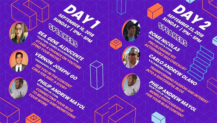 Cebu Content Creators celebrates 1st Cebu Creators Month, culminates with C3CON | Cebu Finest