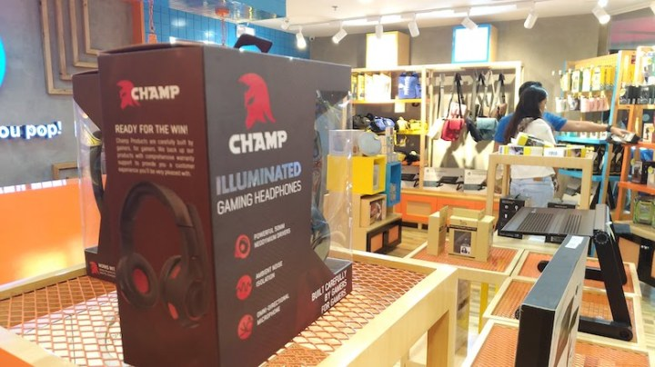 TechnoPop! arrives in Cebu, brings an amazing world of digital accessories to Cebuanos | Cebu Finest