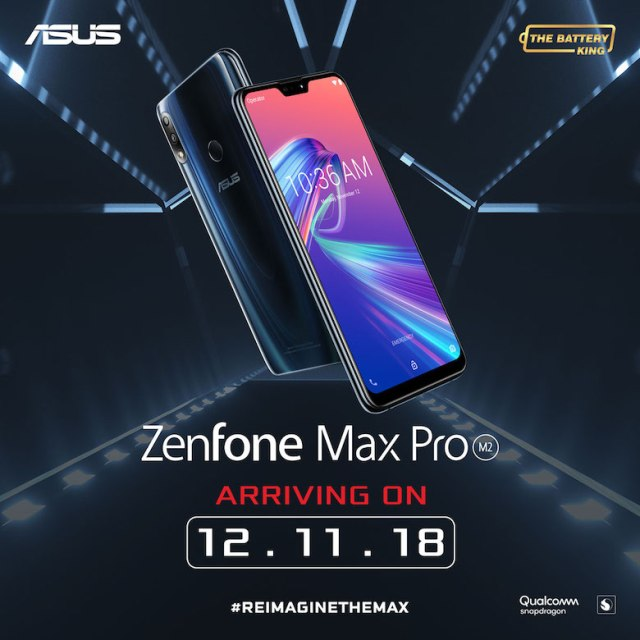 ASUS Philippines introduces new #BatteryKing ZenFone Max Pro M2 in Cebu | Cebu Finest