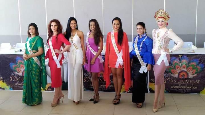 The Mrs. Universe 2018: 88 delegates from around the world will compete in Cebu | Cebu Finest