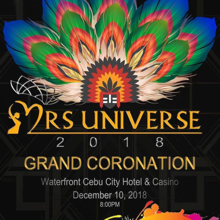 The Mrs. Universe 2018: 88 delegates from around the world will compete in Cebu | Cebu Finest