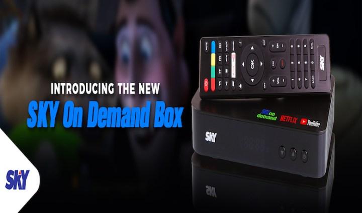 Sky brings new Sky On Demand Box to Cebu   Cebu Finest