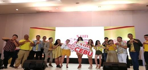 Sun empowers Cebuanos with boosted LTE network, celebrates with 'Para Nimo, Cebu' Music Fest | Cebu Finest