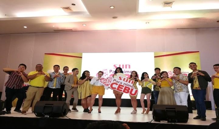 Sun empowers Cebuanos with boosted LTE network, celebrates with 'Para Nimo, Cebu' Music Fest   Cebu Finest