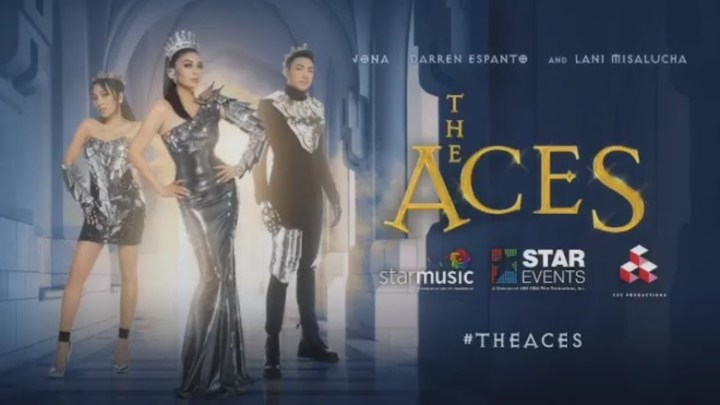 """In Concert: """"The Aces"""" with three excellent singers in Cebu 