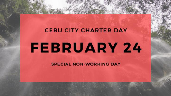 February 24 is a holiday in Cebu City   Cebu Finest