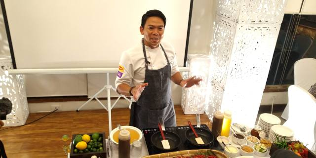 Amazing Food at Azia Suites & Residences in Cebu, offers exciting menu items   Cebu Finest