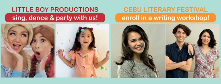 Theater and Literary Workshops for Kids and Teens this Summer in Cebu   Cebu Finest