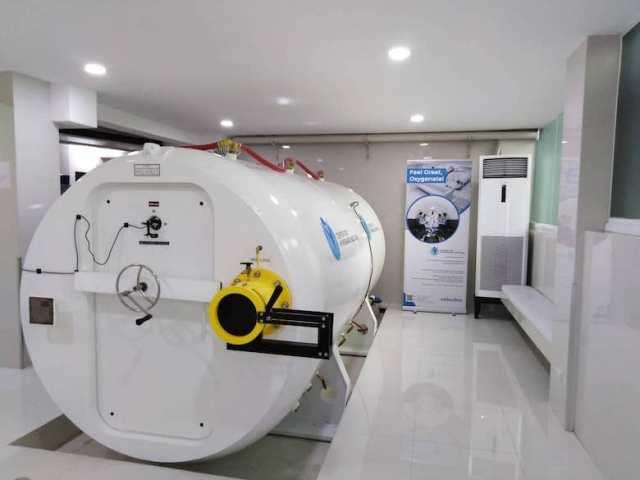 CebuDoc acquires multi-place hyperbaric chamber   Cebu Finest