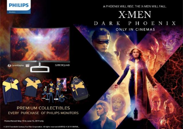 Philips Monitors and Twentieth Century Fox Special Screening of X-Men: Dark Phoenix in Cebu | Cebu Finest