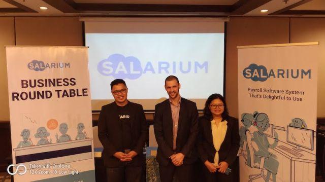 Salarium Business Roundtable: How Reskilling Prepares People for Automation   Cebu Finest