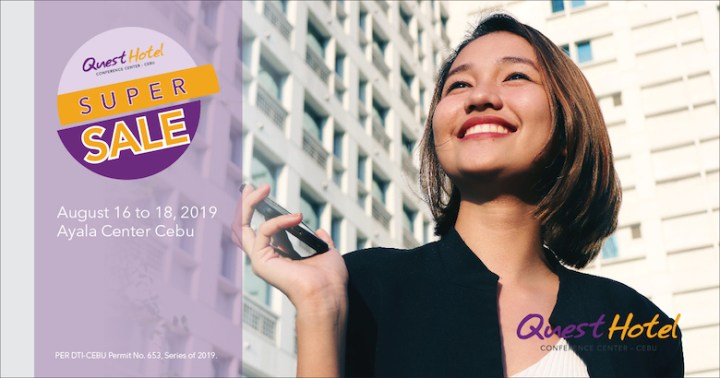 The Quest Hotel Cebu Super Sale 2019: Discounts for Rooms, Buffet, and more! | Cebu Finest