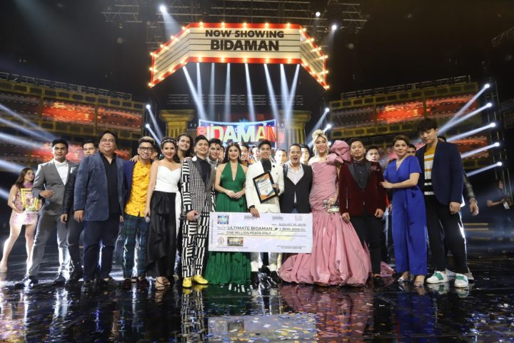 "Jin of Cebu named first Ultimate Bidaman of ""It's Showtime"" 