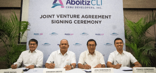 AboitizLand, Cebu Landmasters announce project tie-up for a multi-tower condo in Mandaue | Cebu Finest
