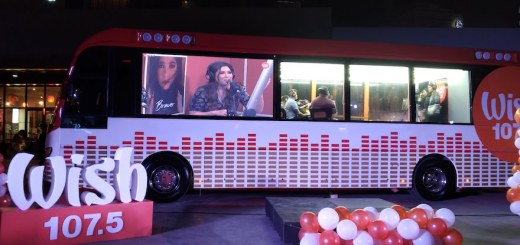 The Braver Moira Live Concert in Cebu, digital press con at the Wish 107.5 Bus | Cebu Finest