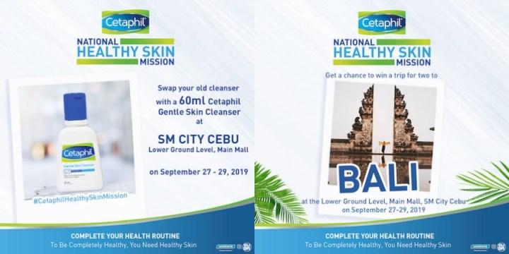 Cetaphil brings National Healthy Skin Mission to Cebu City | Cebu Finest