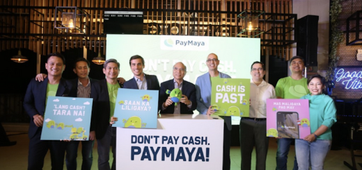 "PayMaya pushes farther the digital payments in PH, expands ""don't pay cash"" promotion 
