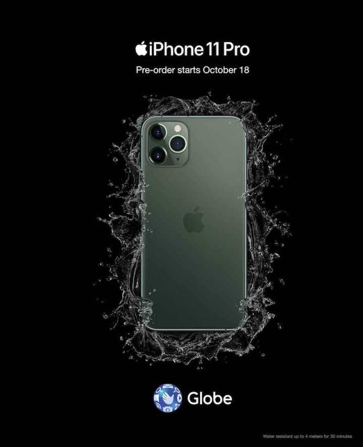 Globe offers flexible payment options for the iPhone 11 series smartphones | Cebu Finest