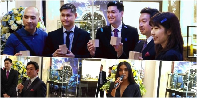 First Seiko Prospex Boutique in the Philippines opens in Cebu City | Cebu Finest