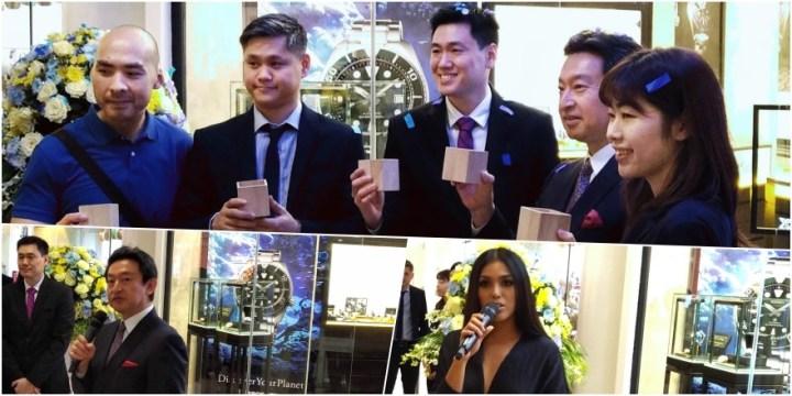 First Seiko Prospex Boutique in the Philippines opens in Cebu City | Cebu Finest