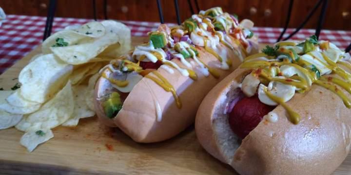 Let's celebrate the Real Premium Taste of Virginia Premium Hotdog | Cebu Finest