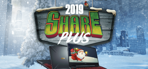 "ASUS Philippines announces ""Share 2019 Plus"" Special ASUS TUF Gaming Promotions 