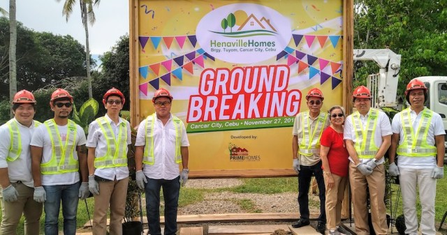 Carcar warmly welcomes Primehomes to its city | Cebu Finest