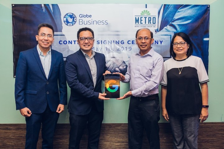 Metro Retail Stores Group boosts digital transformation with G Suite and Globe Business   Cebu Finest