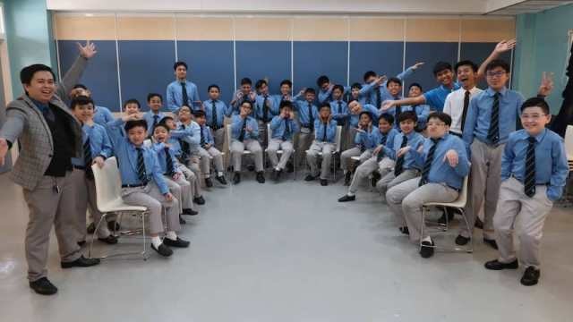 PAREF Springdale Boys' Choir to hold Christmas Concert | Cebu Finest