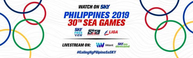 Experience the thrill and excitement of the 2019 SEA Games on Sky | Cebu Finest