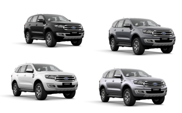 Ford Philippines expands SUV lineup with new Everest Trend | Cebu Finest