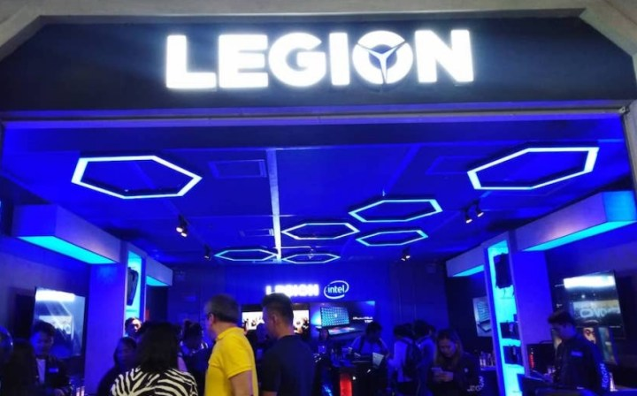 Lenovo reaches out to Cebuano gamers with exclusive Legion Concept Store | Cebu Finest