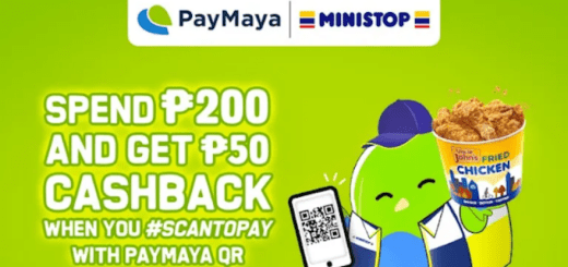 Grab some quick treats and get sweet deals at Ministop when you use PayMaya | Cebu Finest