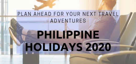 Philippine Holidays 2020: Plan ahead for your next travel adventures | Cebu Finest
