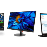 Lenovo introduces new ThinkVision monitors with exceptional display system | Cebu Finest