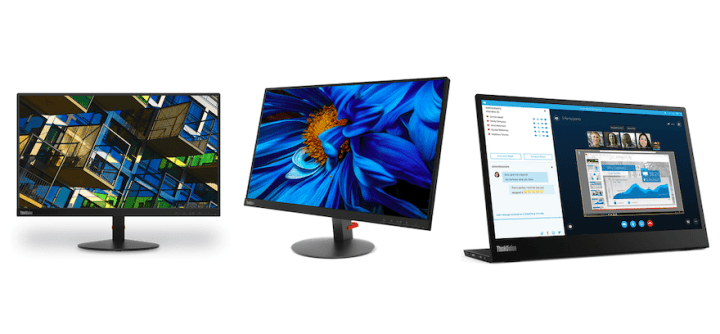 Lenovo introduces new ThinkVision monitors with exceptional display system   Cebu Finest